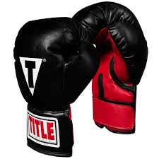 title kids boxing gloves